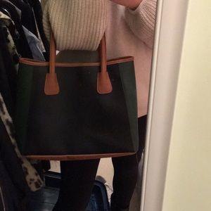 Neiman Marcus Bags - Neiman Marcus leather tote purse